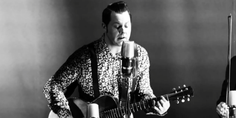 MIRÁ EL VIDEO «Jack White» – «The Rose With The Broken Neck» Live at The Pink Garter Theatre» (2015)