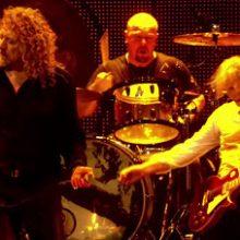"MIRÁ EL VIDEO ""Led Zeppelin"" – ""Kashmir"" en vivo ""Celebration Day"" (2007)"