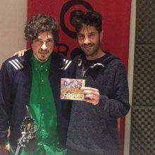MIRÁ EL VIDEO: Mariano Godoy en Usina Roja – Red Moskito Radio