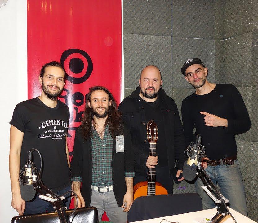 MIRÁ EL VIDEO: Mariano Manzella, Macabre y Pájaro Ausina en Usina Roja – Red Moskito Radio