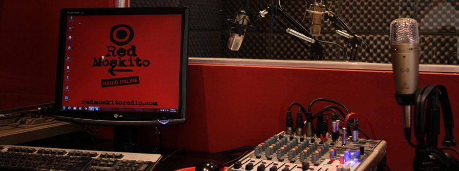 // RED MOSKITO RADIO ONLINE HEADQUARTERS