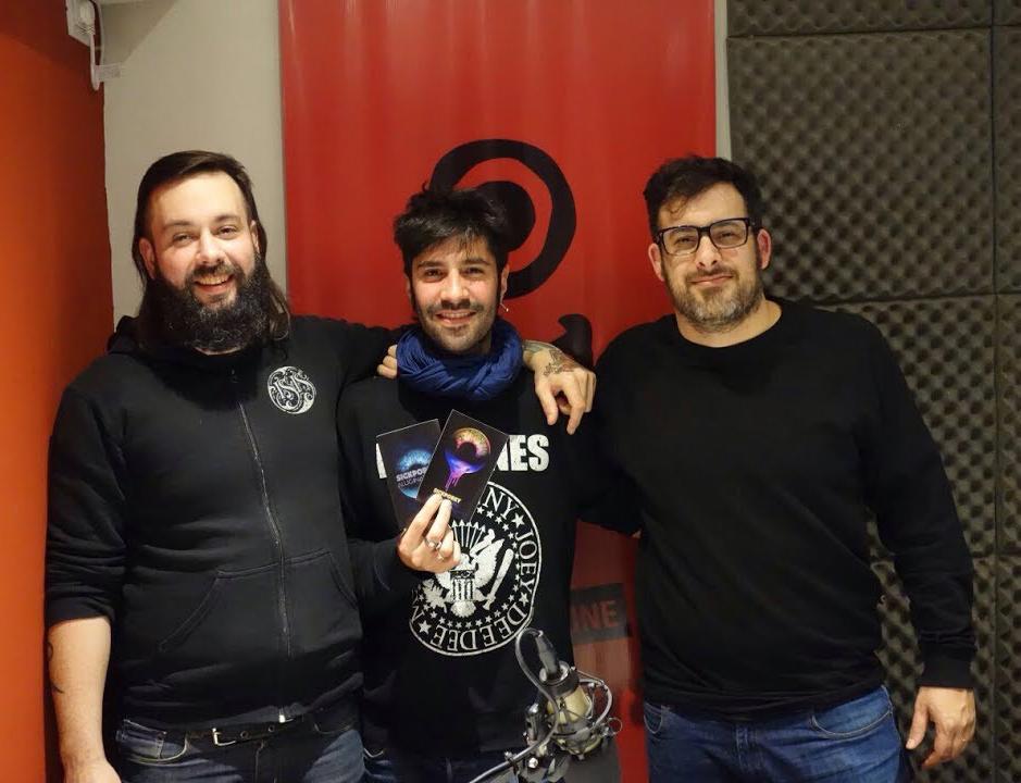 MIRÁ EL VIDEO: «Sick Porky» en Usina Roja – Red Moskito Radio