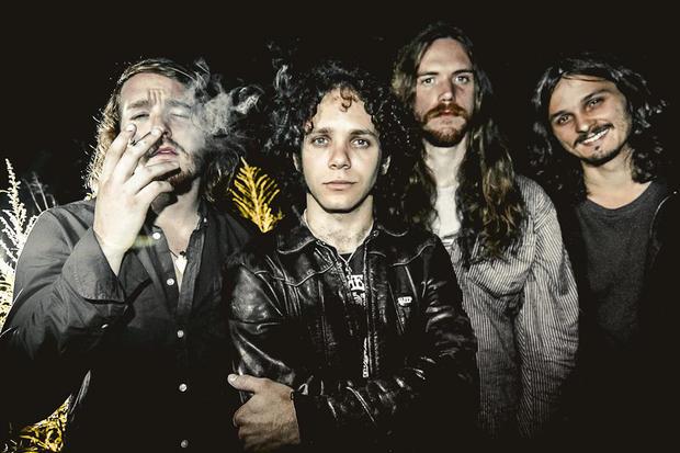 MIRÁ EL VIDEO «The Flying Eyes» – «Under Iron Feet» del álbum «Lowlands» (2013)