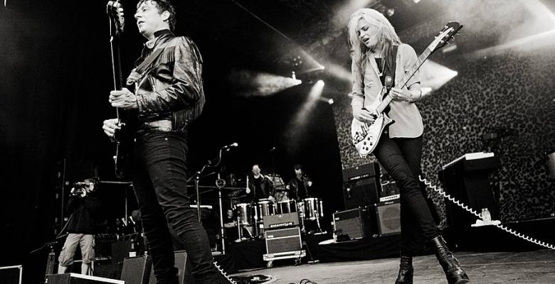 MIRÁ EL VIDEO «The Kills» – «Whirling Eye (Official 360° VR Video)» del álbum «Ash & Ice» (2016)