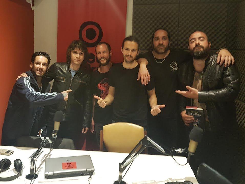 MIRÁ EL VIDEO: «Los Tracy Lord» en Usina Roja – Red Moskito Radio