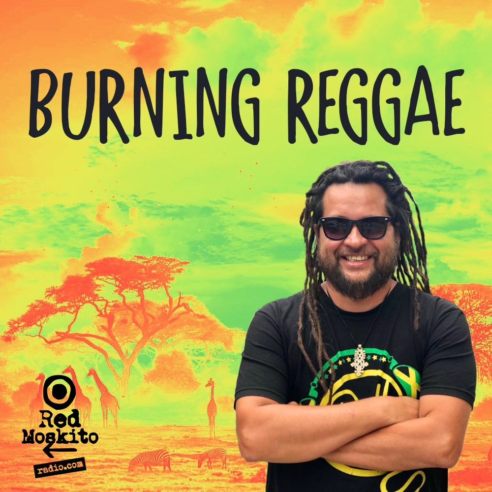 BURNING REGGAE