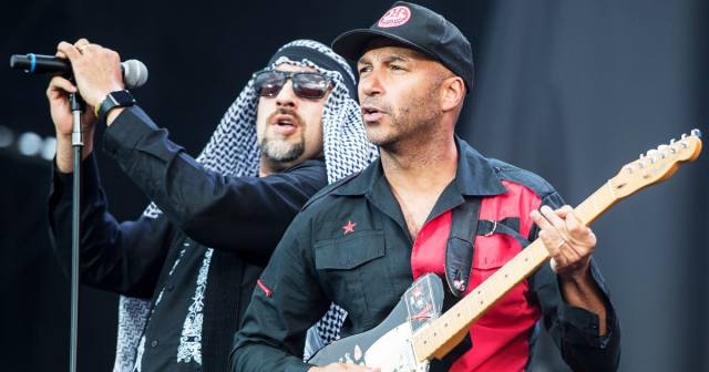 MIRÁ EL VIDEO «Prophets of Rage» – «Unfuck The World» del álbum «Prophets Of Rage» (2017)