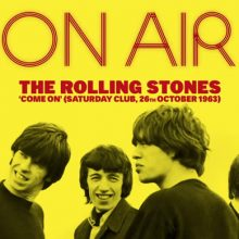 "MIRÁ EL VIDEO ""The Rolling Stones"" – ""Come On (The Saturday Club, 1963)"" del álbum ""The Rolling Stones On Air"" (2017)"