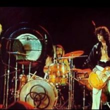 MIRÁ EL VIDEO Led Zeppelin – «Moby Dick» del álbum «Live at the Royal Albert Hall» (1970)