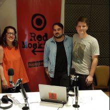 MIRÁ EL VIDEO: Bambi Moreno Charpentier en Red Moskito Radio