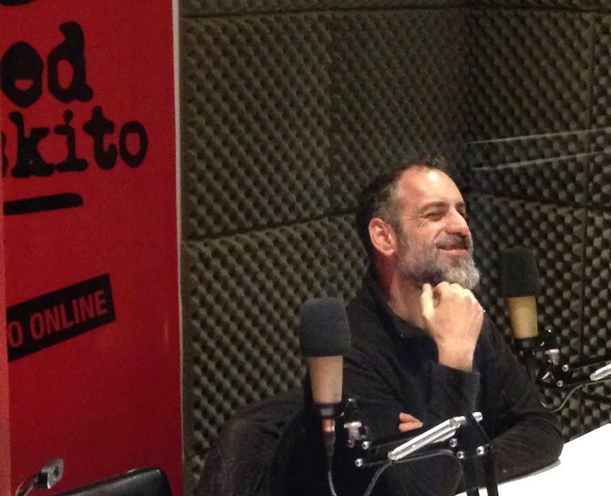 MIRÁ EL VIDEO: Fer Ghazarossian – «Acorazado Potemkin» en Red Moskito Radio