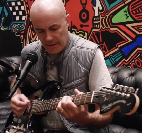 MIRÁ EL VIDEO: JAF – «Y es mi testigo este Blues» en Red Moskito Radio