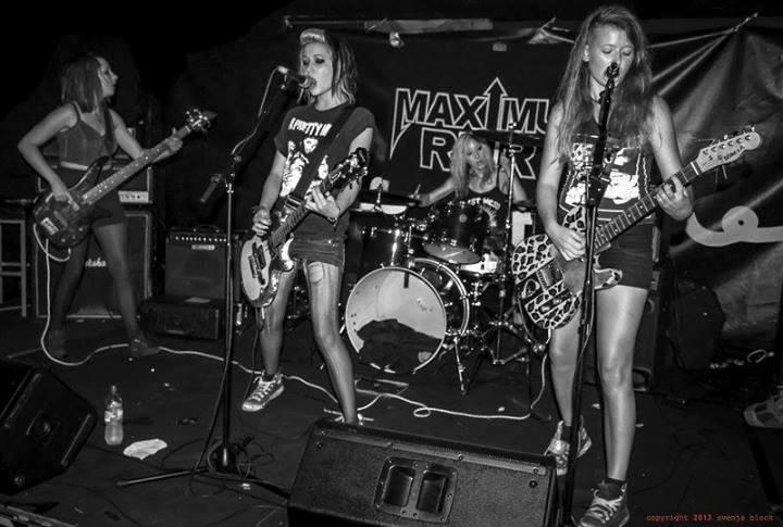 MIRÁ EL VIDEO Maid of Ace – «Bone deth» del álbum «Maid of Ace» (2014)
