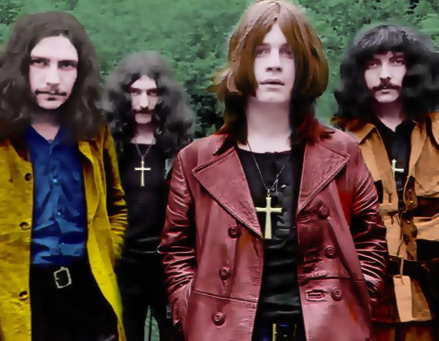 MIRÁ EL VIDEOBlack Sabbath – «N.I.B.» Live Paris (1970)