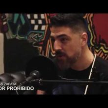 MIRÁ EL VIDEO: Matias Zapata «Matajazz» – «Amor Prohibido» en Living Sessions – Red Moskito Radio