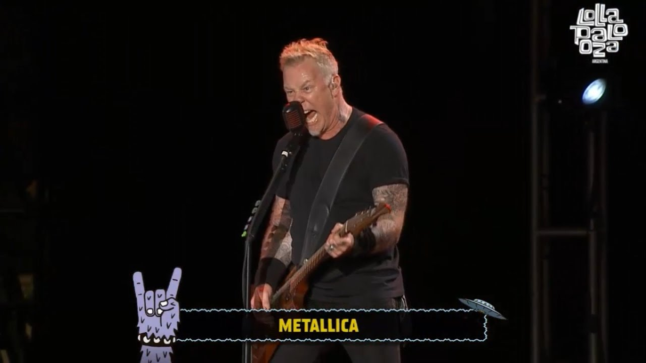 MIRÁ EL VIDEO «Metallica» – «One» en vivo «MetOnTour – Buenos Aires, Argentina» (2017)