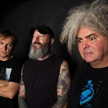 MIRÁ EL VIDEO «Melvins» – «Hideous Woman» del álbum «Basses Loaded» (2016)